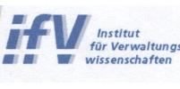 Institut für Verwaltungswissenschaften